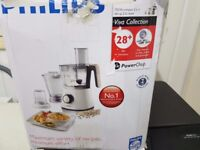 Philips Viva Collection 3 in 1 Food Processor *BARGAIN* (WORTH £100)