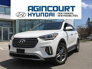 2017 Hyundai Santa Fe XL Limited/NAVI/HID LIGHTS/7PASS/ONLY 2937
