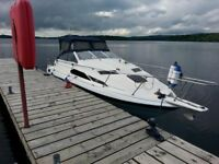 Boat - Bayliner 2455 - Mercruiser 2.8L Diesel Engine - 4 Berth Sports Cruiser
