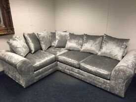 Special sofa Rnage Curhed velvet Fabric **Specail Prices **