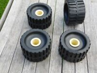 BOAT TRAILER ROLLERS