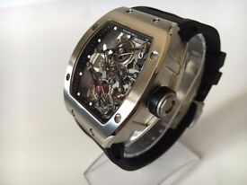 New Swiss Richard Mille RM038 Automatic Watch