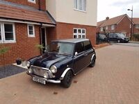 1.0 Austin Mini Mayfair 1991