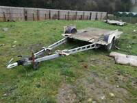 Caravan chassis
