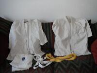 Judo kit - regulation standard