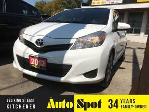 2012 Toyota Yaris LE/NICE CAR!/PRICED FOR A QUICK SALE!