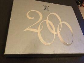 Royal Mint 2000 Coin Set Presentation Boxed