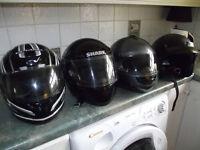 Quick sale four good helmets