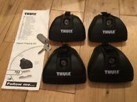 Thule 753 Footpack for roof rack