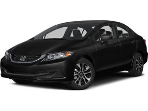 2015 Honda Civic EX Just arrived! Photos coming soon!