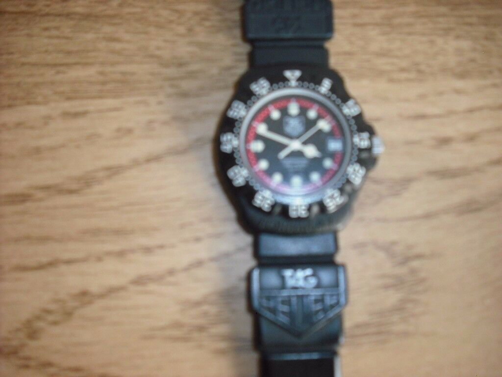 Tag Heur Professional Formula 1 watch