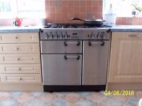 Leisure Range cooker for sale second hand in good working order.