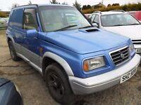 suzuki grand vitara 2.0 diesel parts 1998/9