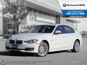 2013 BMW 3 Series 328i Xdrive Luxury Line! Lights Package!