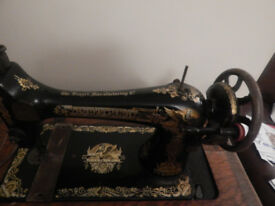 singer sewing machine made 1911 serial number F1786211