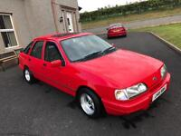 Mint ford Sierra hatch twincam (Lexus,altezza,BMW,rwd,civic,bora,passat,golf,Leon,Jetta,swap,px)