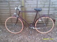 RALEIGH TOURER ONE OF MANY QUALITY BICYCLES FOR SALE
