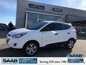2014 Hyundai Tucson LOW KM'S ONE OWNER ACCIDENT FREE GL-AWD HEAT