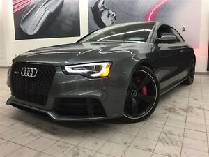 2015 Audi RS 5 BLACK OPTICS SPORT EXHAUST