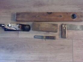 JOB LOT OF VINTAGE TOOLS FOR SALE.