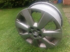 17 INCH ALLOY WHEEL VAUXHALL VECRA ELITE C 5 X 110