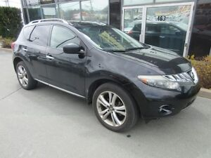 2009 Nissan Murano LE AWD SPORT SUV WITH LEATHER