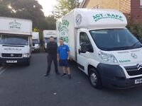 Raff Man and Van or AGT Raff house removals and storage, removals company in Luton