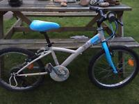 Kids Decathlon bike for 6-8 year old