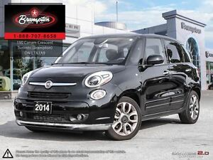 2014 Fiat 500L Sport PANORAMIC SUNROOF|LOW KMS| CERTIFIED