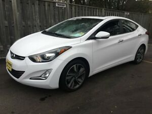 2016 Hyundai Elantra Limited, Automatic, Navigation, Leather, Su