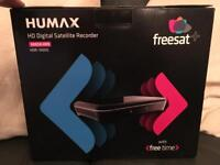 Humax Freesat 500GB digital recorder