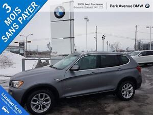 2014 BMW X3 xDrive28i + Superieur