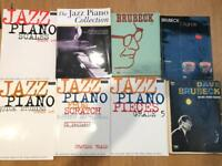 Jazz Piano Sheet Music Collection