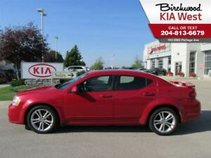 2012 Dodge Avenger SXT *Bluetooth/ Heated Seats/ Cruise/ AIR*