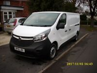 2015 * VAUXHALL VIVARO 2900 LWB * ONLY 44,000 MILES * MINOR PAINT WORK NEEDED * HPI CLEAR