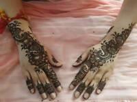 Henna/mehndi starting from**£3**