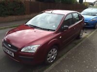 Ford Focus 1.6 ++Only 61,000 Miles++ Excellent Condition!