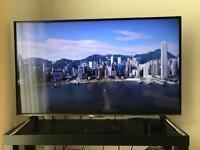 4k Panasonic 40 inch tv
