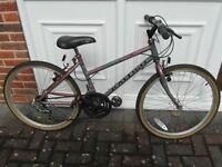 Raleigh Monsoon Girls Mountain Bike