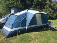 Tent for campervan