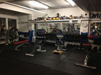Full Commercial Gym for sale