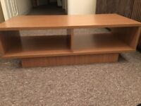 Coffee table/TV bench