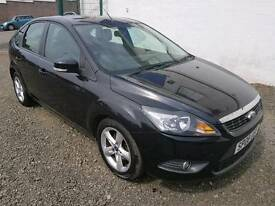 2008 Ford Focus 1.6 Zetec 100 March MOT bluetooth