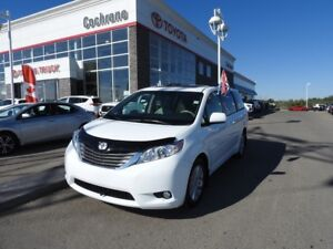 2014 Toyota Sienna - ONE OWNER!!!