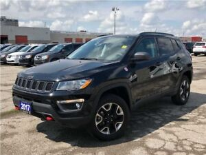2017 Jeep Compass TRAILHAWK**4X4**SUNROOF**NAVIGATION**BLUETOOTH