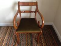 Carver Dining Chair.