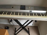 Yamaha portable grand keyboard