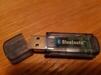 Bluetooth Adapter Dongle USB for PC Laptop