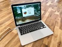 "MacBook Pro, 2.6GHz Core i5, 512GB SSD, 8GB RAM, 13"" inc. Magic Mouse"