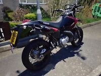 Yamaha dt 125 x / sm / r VERY LOW MILAGE. 2 OWNERS .